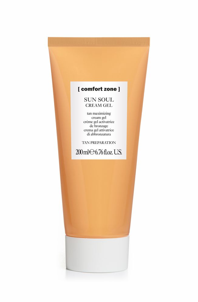 Comfort Zone Sun Soul cream gel tan maximizer