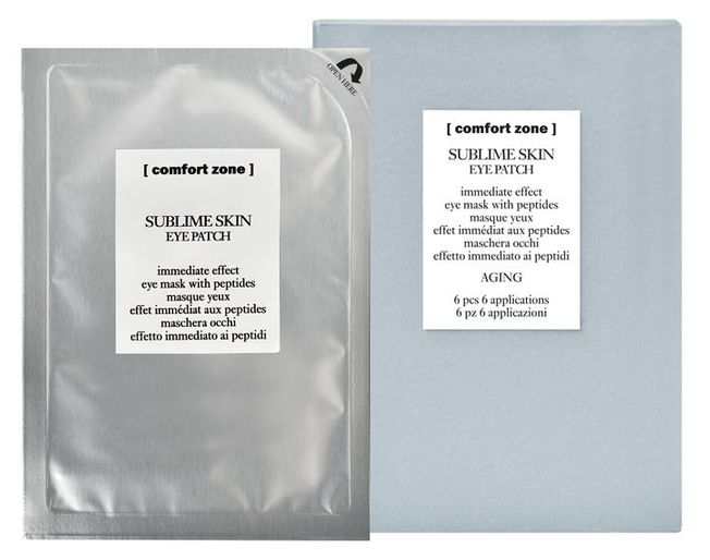 Comfort Zone Sublime skin Eye patch 6 pk