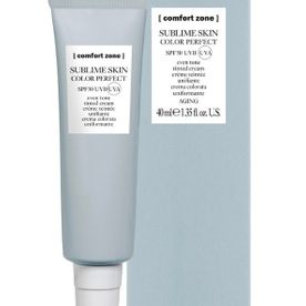 Comfort Zone Sublime Skin Color perfect SPF 50